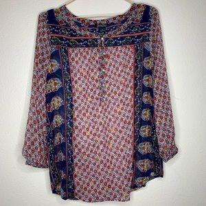 Lucky Peasant Blouse